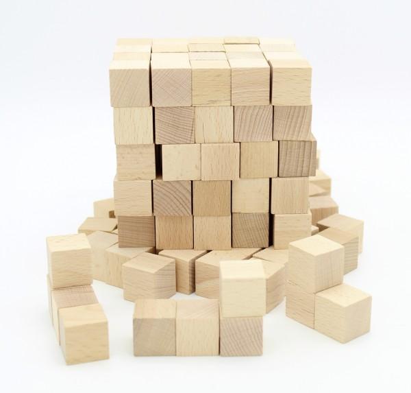 150-Stück-Somawürfel-holzwürfel-blankowürfel-spielewürfel-buchenholz-20-mm