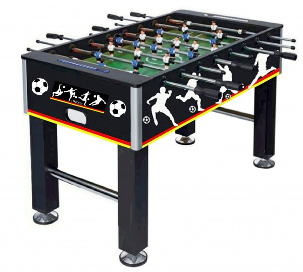 Kicker-profikicker-Tischkicker-Kickertisch-Profi-Kicker-Tischfussball-kickern-Izzy