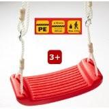 Schaukel-Kinder-Brettschaukel-rot-Tüv-Nord-GS-50kg-Kunststoff-izzy-rcee-73200