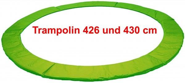 Umrandungsmatte Trampolin Ø 426 cm grün
