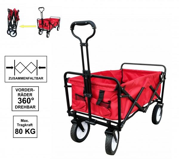 Bollerwagen-klappbar-Metall-80kg-Traglast-Izzy-74040