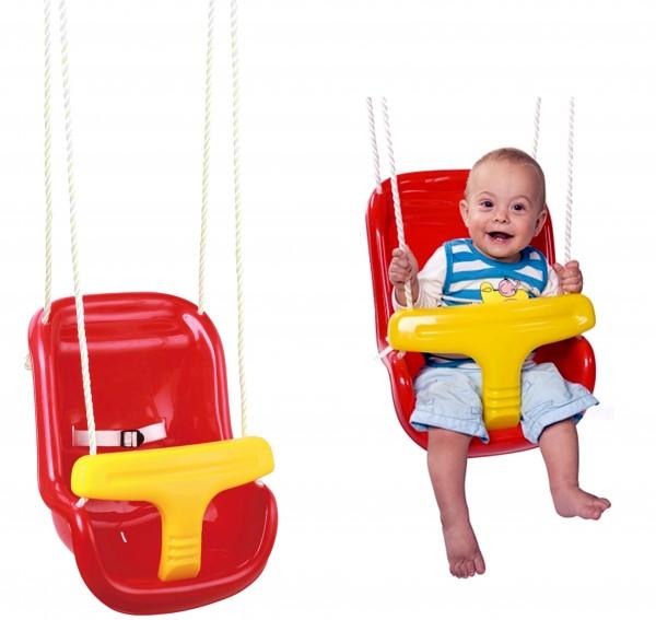 Babyhochschaukel-Babyschaukel-Kleinkind-tüv-gs-geprüft-Sicherheit-rot-Bügel-izzy-rcee-73205
