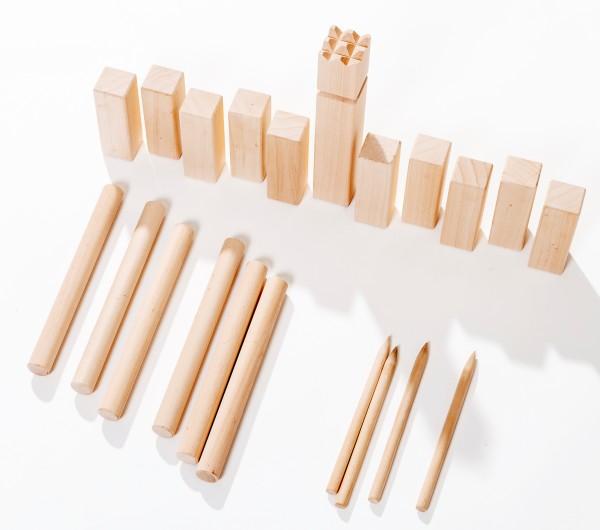 wikinger-Spiel-kubb-schweden-schach-hartholz